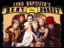 Cyro Baptista and Beat The Donkey