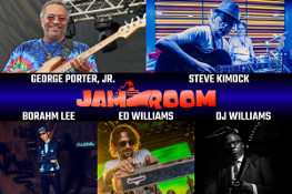 JamCruise JamRoom
