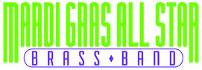 Mardi Gras Allstar Brass Band