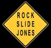 Rockslide Jones