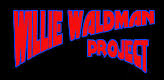 Willie Waldman Project